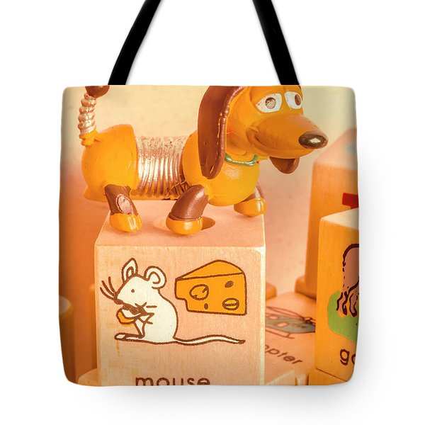 Playtime Pets Tote Bag
