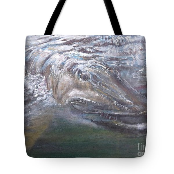 Point Of No Return Tote Bag