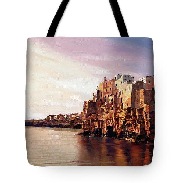 Polignano Tote Bag