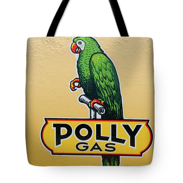 Polly Gas Tote Bag
