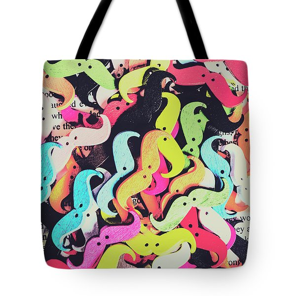 Pop Art Moes Tote Bag
