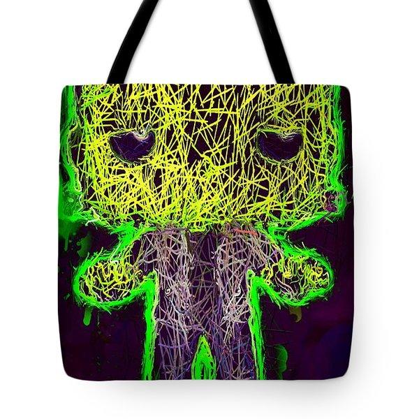 Frankenstein Pop 2 Tote Bag