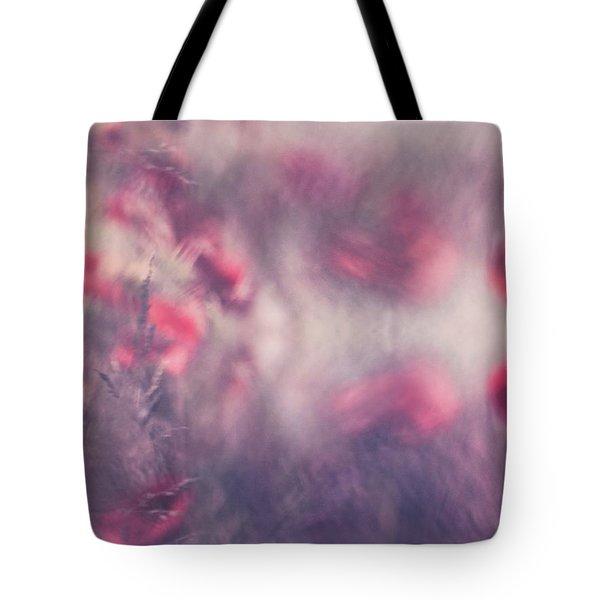 Poppy Stories Tote Bag