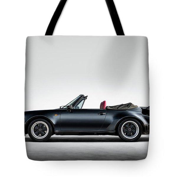 Porsche 911 Cabrio Tote Bag