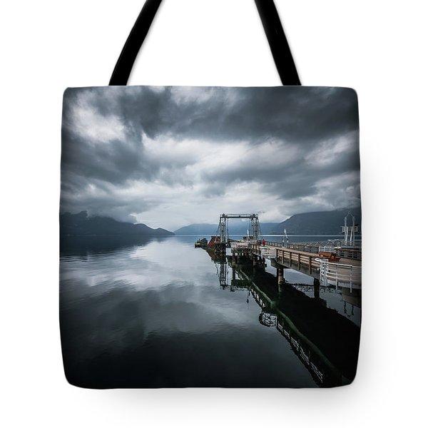 Porteau Cove Tote Bag