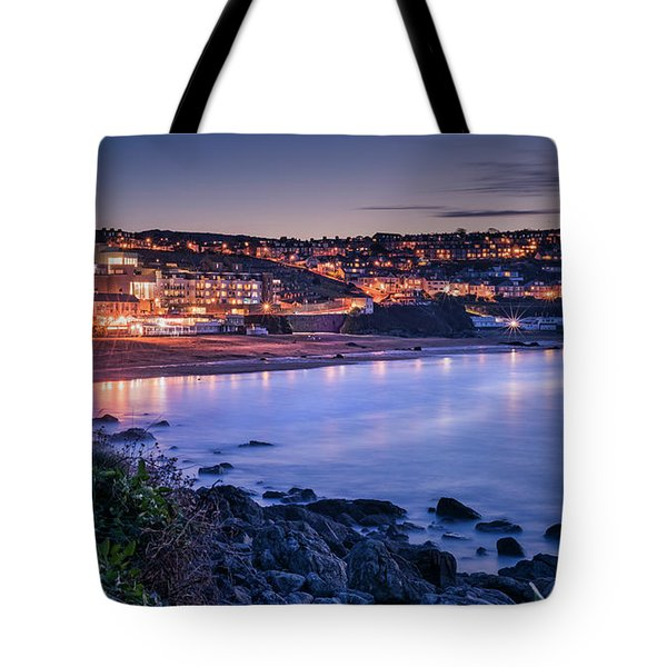 Porthmeor - Long Exposure Tote Bag