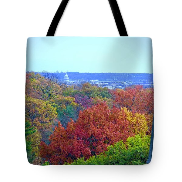 Tote Bag featuring the photograph Power And Glory by Don Moore