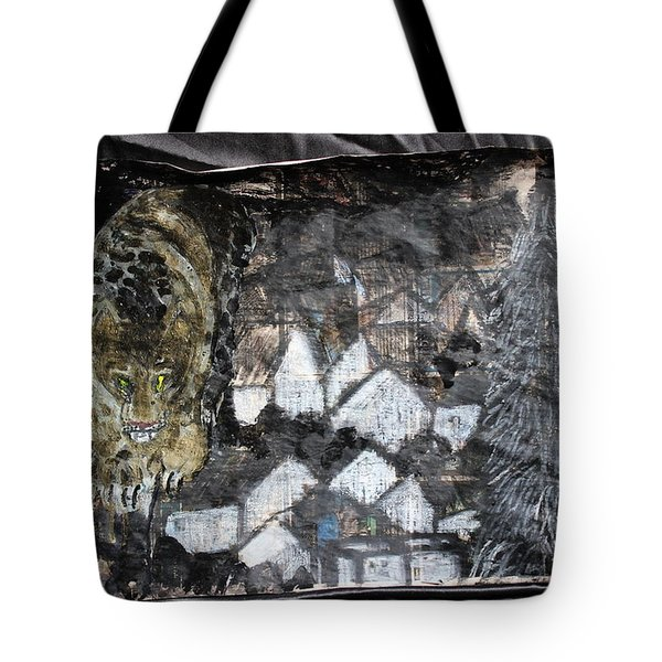 Power Strolled Onto The World Tote Bag