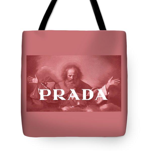 Prada-1 Tote Bag