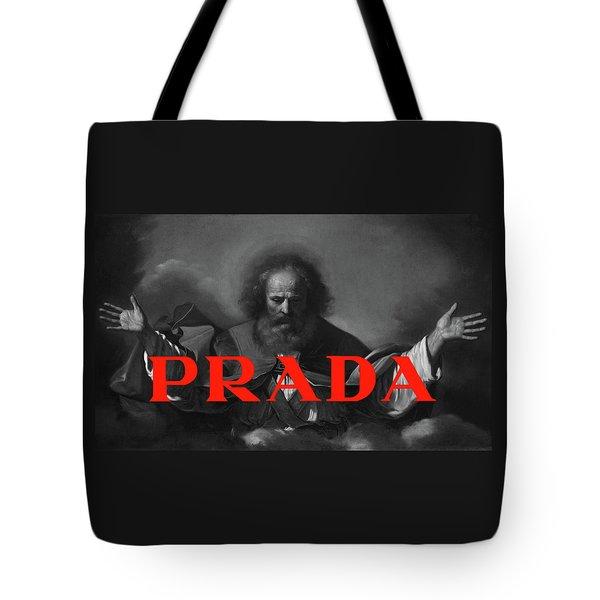 Prada-4 Tote Bag