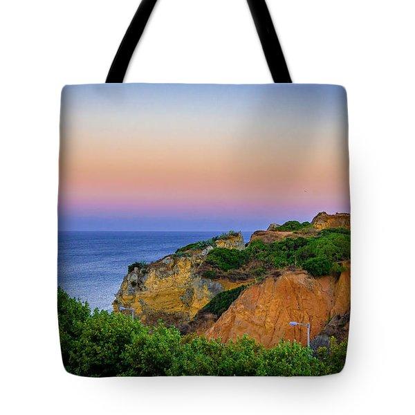 Praia Dona Ana II Tote Bag