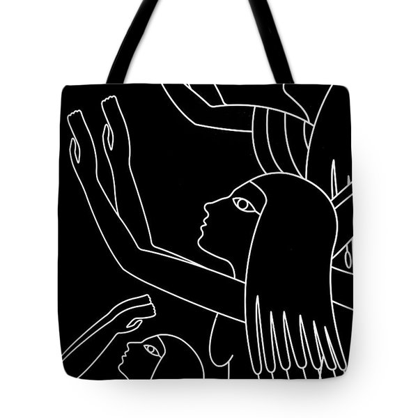Tote Bag featuring the photograph Prayer To The Gods by Sue Harper
