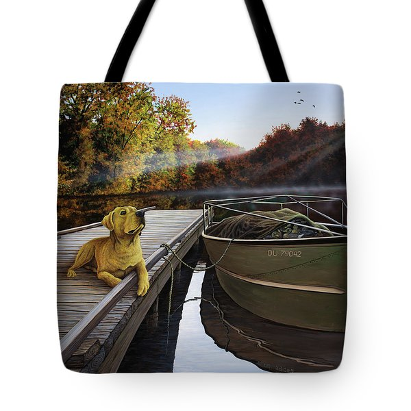 Pre-season Tote Bag