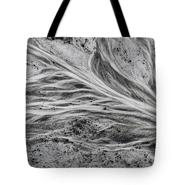 Tote Bag featuring the photograph Prehistoric Flow by Brad Allen Fine Art