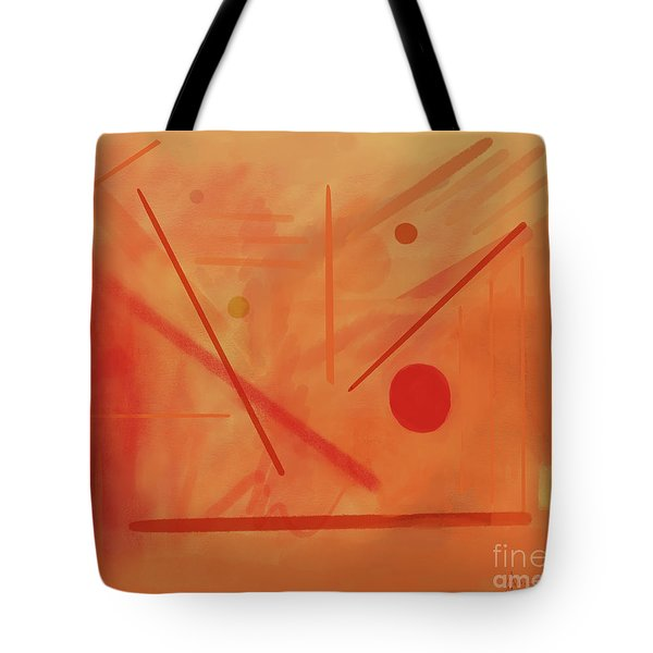 Prepare To Conduct The Orchestra Tote Bag