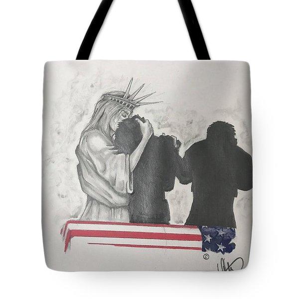 Price Of Liberty Tote Bag