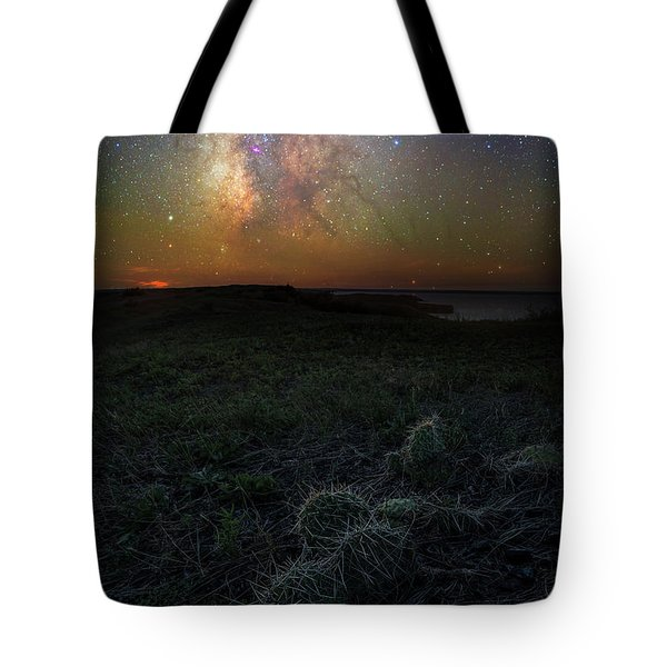 Tote Bag featuring the photograph Pricked  by Aaron J Groen