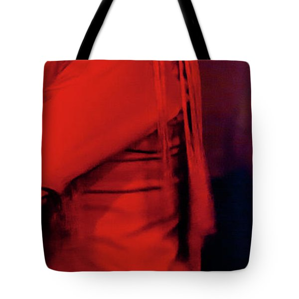 Tote Bag featuring the photograph Pride by Catherine Sobredo