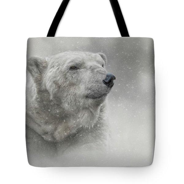 Prince Of The North Pole Tote Bag