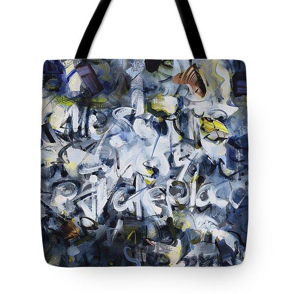 Privacy Tote Bag