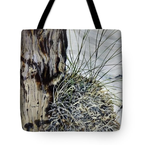 Tote Bag featuring the painting Promise by William Brody