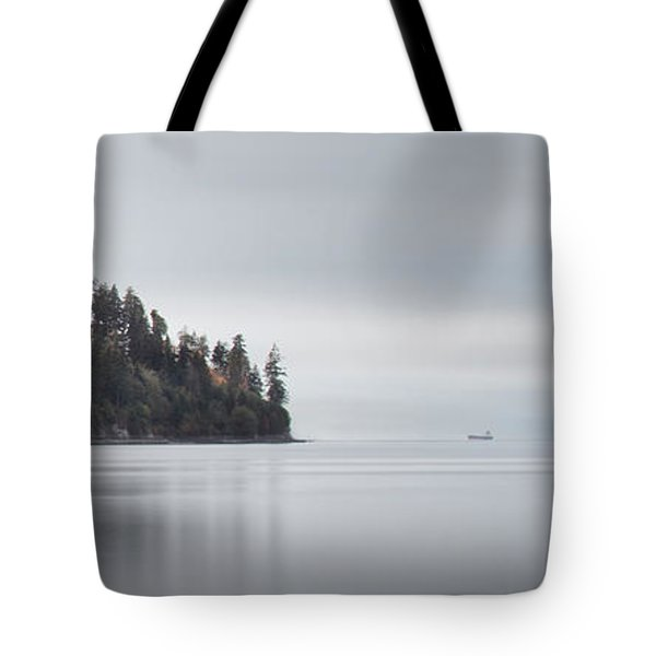 Brockton Point, Vancouver Bc Tote Bag