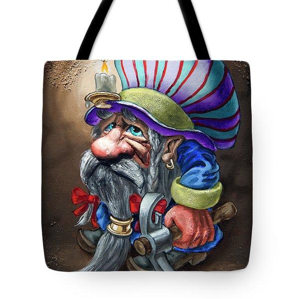 Prospector Tote Bag