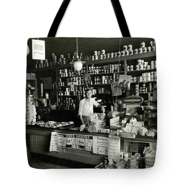 Proud Store Owner Tote Bag