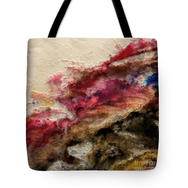 Proverbs 29 25 Lay Aside The Fear Of Man Tote Bag