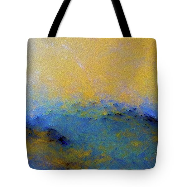 Psalm 100 4. With Thanksgiving Tote Bag