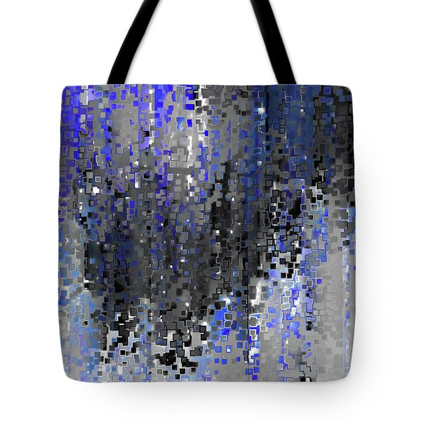 Psalm 33 18. Hope In His Mercy Tote Bag