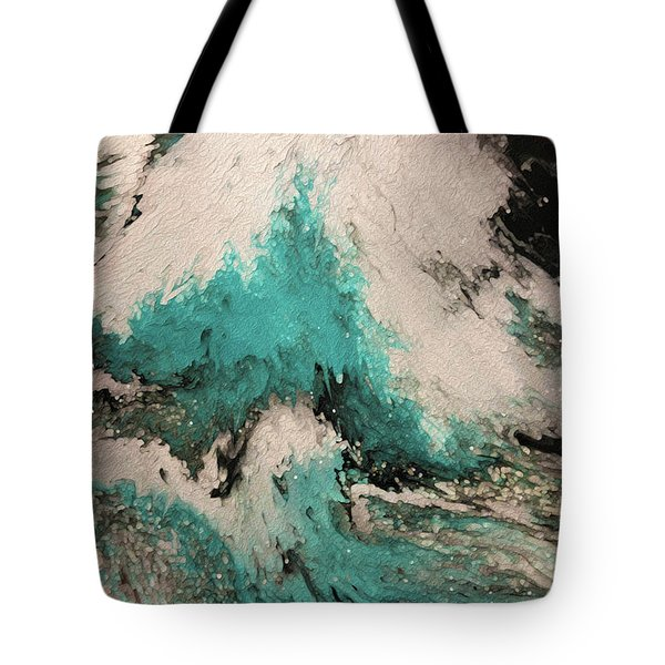 Psalm 59 16. I Will Sing Of Your Power Tote Bag