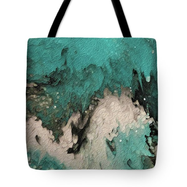 Psalm 59 17. I Will Sing Praises Tote Bag
