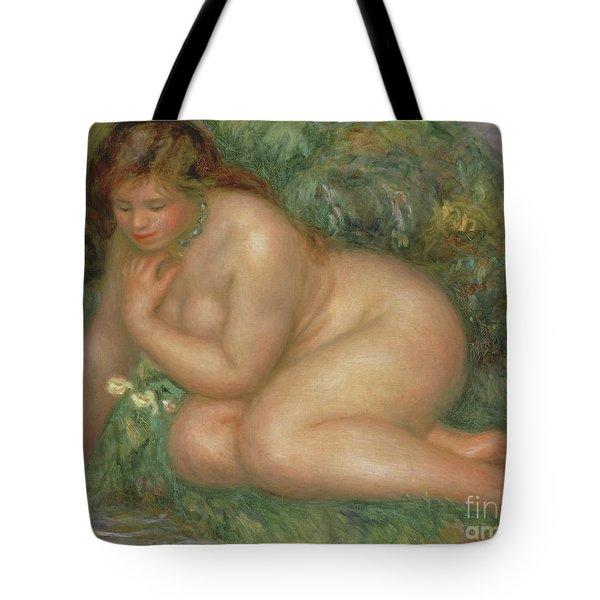 Psyche, Circa 1910  Tote Bag