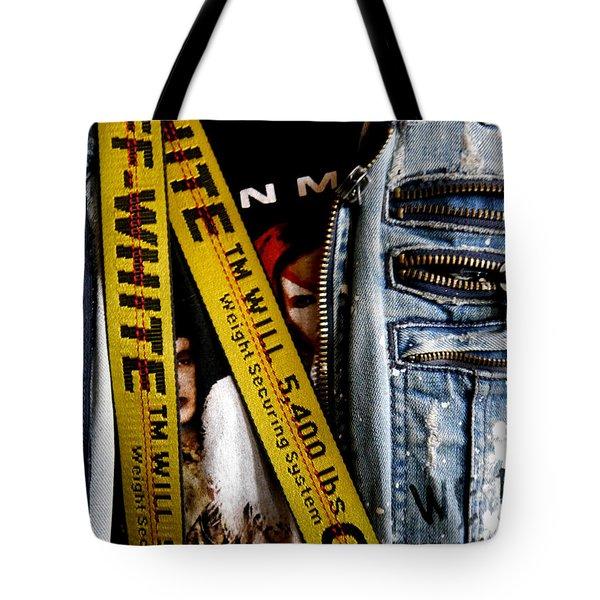 Punk Jacket /  Tote Bag