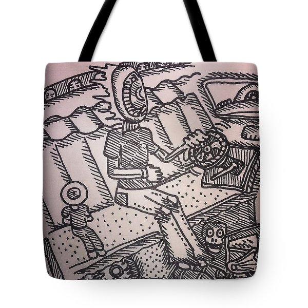 Pupil And Student Tote Bag