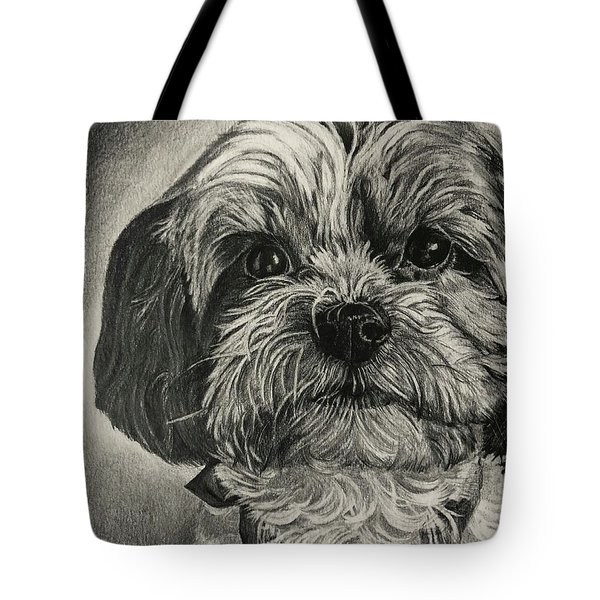 Puppers Tote Bag