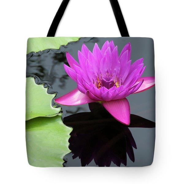 Purple Majesty Tote Bag