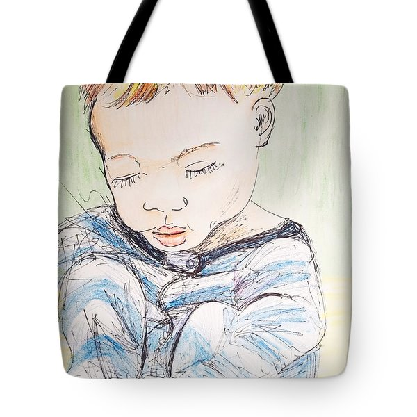Puzzle Play Tote Bag