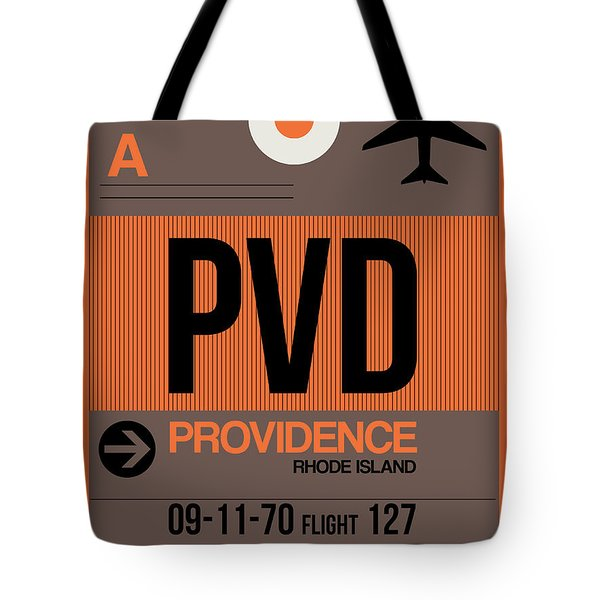 Pvd Providence Luggage Tag I Tote Bag