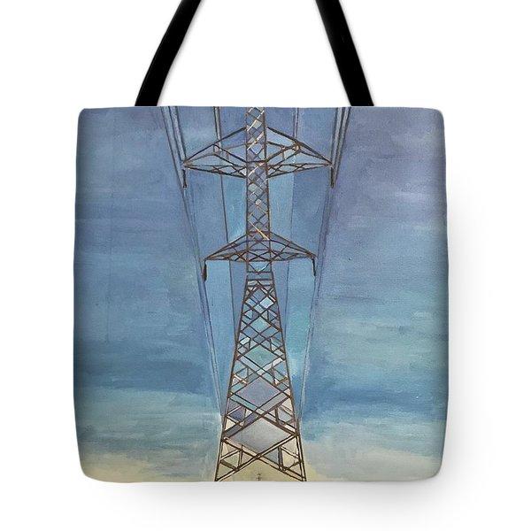 Pylon Tote Bag
