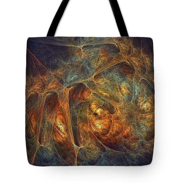 Quantum Beasties Tote Bag