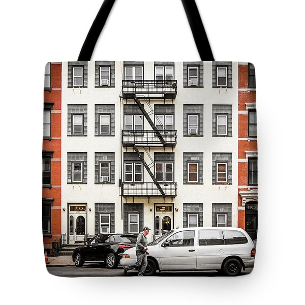 Quick Delivery Tote Bag