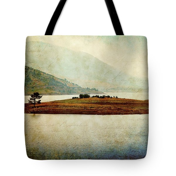 Tote Bag featuring the photograph Quiet Before The Storm by Milena Ilieva