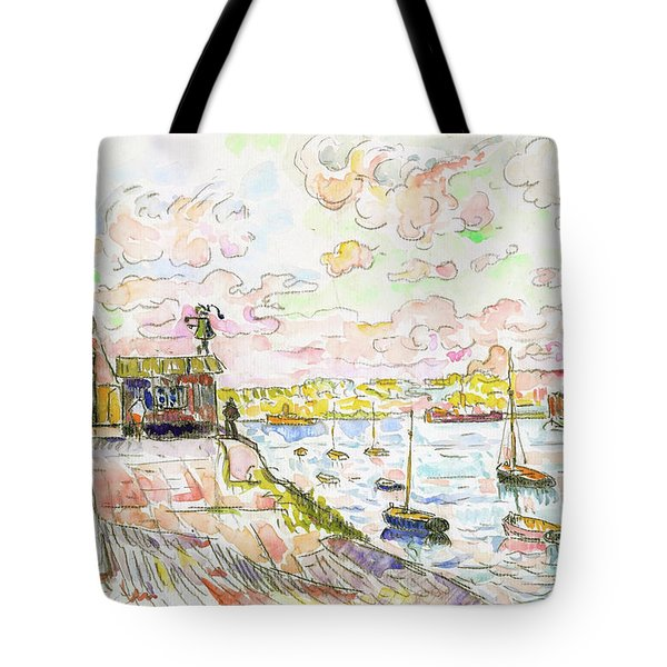 Quilleboeuf - Digital Remastered Edition Tote Bag