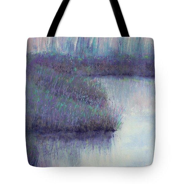 Radiant Morning Tote Bag