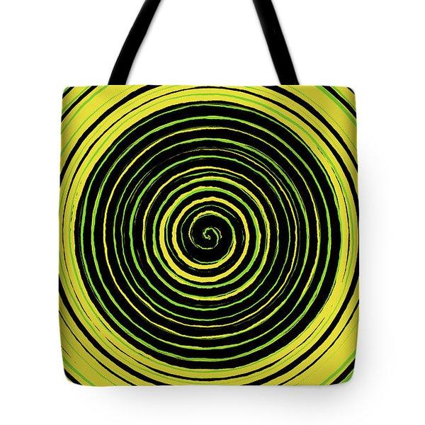Radical Spiral 19032 Tote Bag