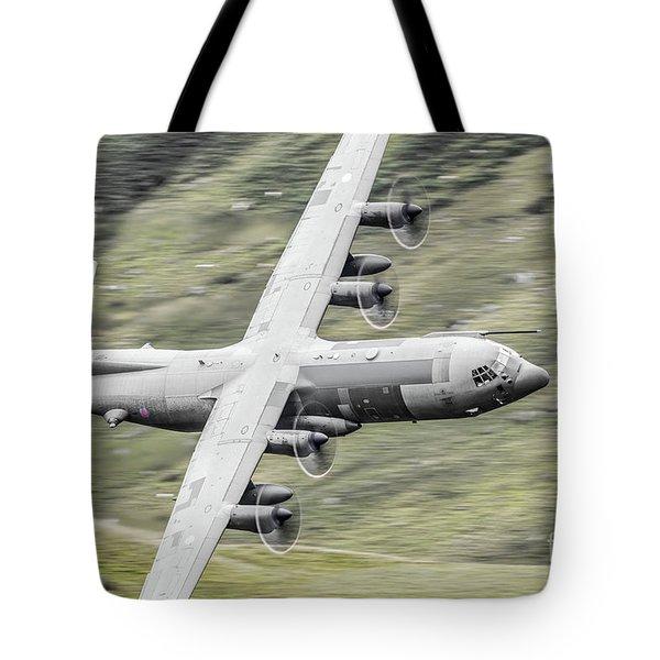 Raf C-130 Hercules 1 Tote Bag