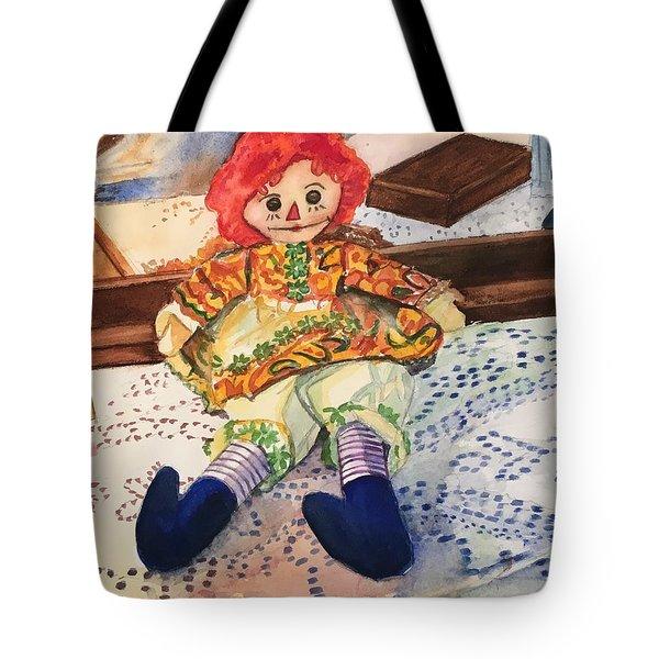 Raggedy Annie Tote Bag