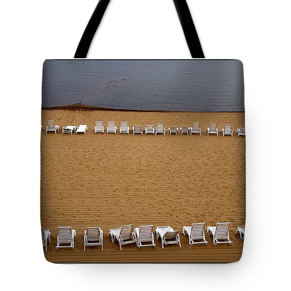 Rained Out Tote Bag